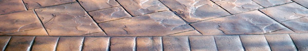 Pattern Imprinted Concrete Supplies