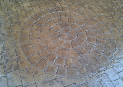 Pattern Imprinted Concrete (110)