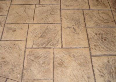 Pattern Imprinted Concrete (216)