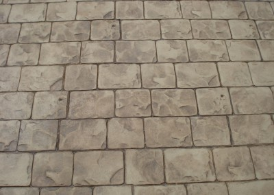 Pattern Imprinted Concrete (252)