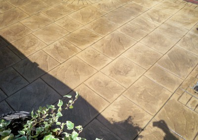Pattern Imprinted Concrete (300)