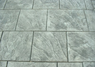Pattern Imprinted Concrete (310)
