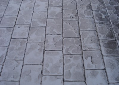 Pattern Imprinted Concrete (325)