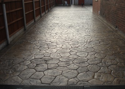 Pattern Imprinted Concrete (333)