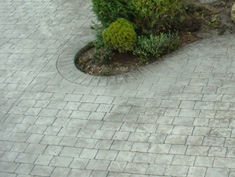 Pattern Imprinted Concrete Installation18