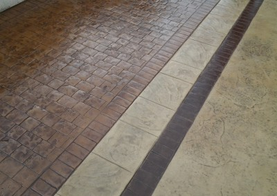 Pattern Imprinted Concrete (112)