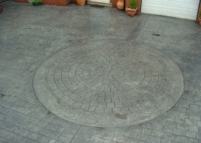 Pattern Imprinted Concrete (206)