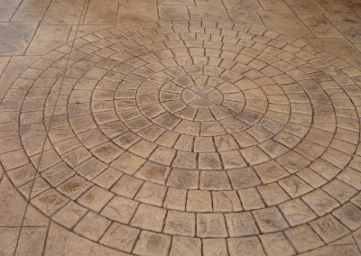 Pattern Imprinted Concrete (215)