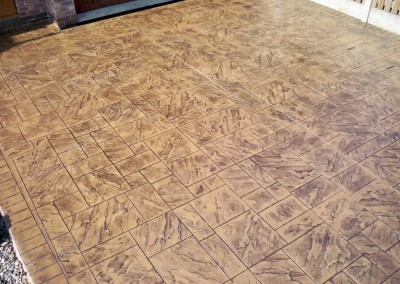 Pattern Imprinted Concrete (234)