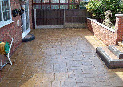Pattern Imprinted Concrete (270)