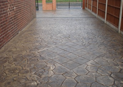 Pattern Imprinted Concrete (308)