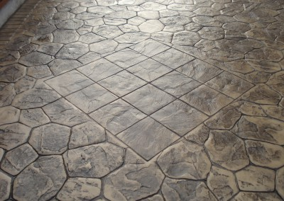 Pattern Imprinted Concrete (309)