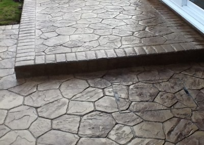 Pattern Imprinted Concrete (317)