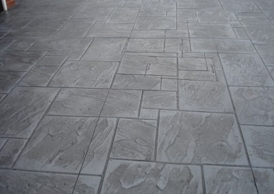 Pattern Imprinted Concrete (323)
