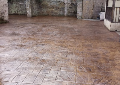 Pattern Imprinted Concrete (33)