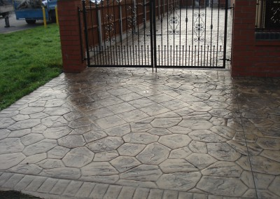 Pattern Imprinted Concrete (330)