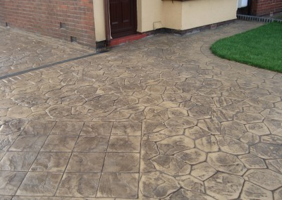 Pattern Imprinted Concrete (332)
