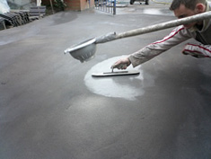 Pattern Imprinted Concrete Installation9