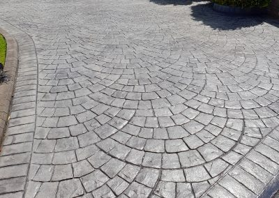 London Cobble Concrete Driveways Wigan 3